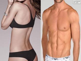 mannelijk en vrouwelijk lichaam