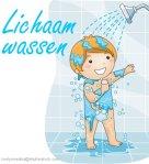 Lichaam wassen
