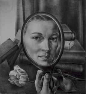 Afbeeldingsresultaat voor jezelf in de spiegel