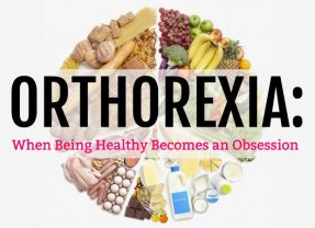 Afbeeldingsresultaat voor orthorexia